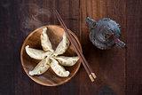Chinese Boiled Dumplings