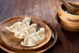 Delicious Chinese Meal Dumplings
