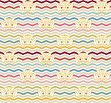Vector Seamless Chevron Pattern