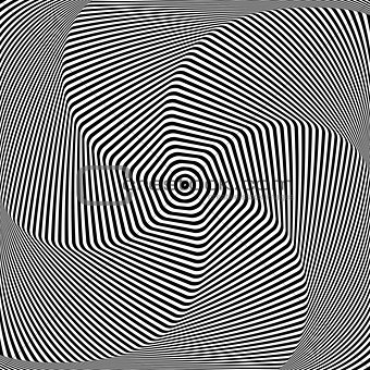 Torsion and rotation abstraction.