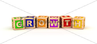 Growth Play Cubes