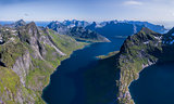 Beautiful fjord