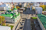Church of Saviour in Tyumen, Russia