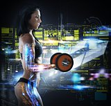 Technological research for fitness