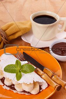 Casabe (bammy, beiju, bob, biju) - flatbread of cassava (tapioca