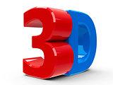 3D icon isometry