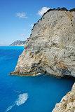 Rocks near Porto Katsiki Beach, Lefkada