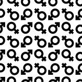 male female symbol background