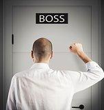 Boss office