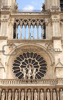 Cathedral of Notre Dame de Paris, France