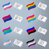 Sexual orientation flags and symbols
