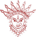 Durga Goddess of Power