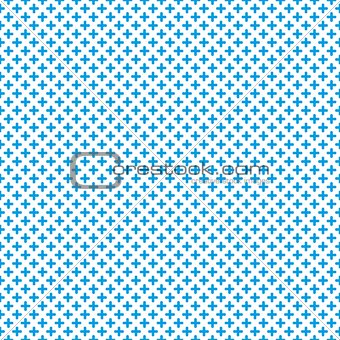 Tile blue and white vector background