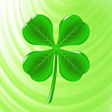 Green Clover Icon