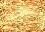 Golden Threads Background