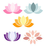 Lotus icon set