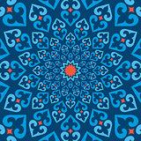 vector Traditional Muslim ornament
