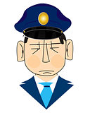 Icon men police