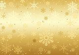 Christmas Snowflakes Texture