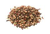 Mixed peppercorns - black, white, pink, green, pimento