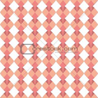 Tile floral vector pattern