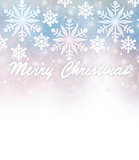 Beautiful Christmas card border
