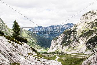 Slovenia mountains