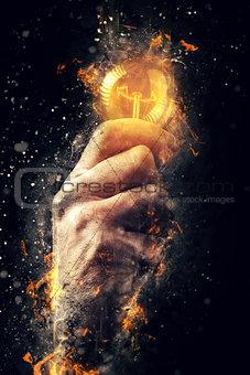 Power of creative energy