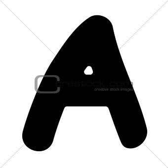 A capital silhouette