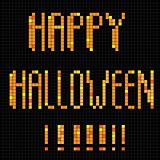 pixel happy halloween