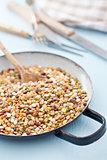 mixture of legumes
