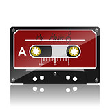 Audio cassette-My Music