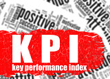 Word cloud key performance index