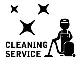 cleaning service symbol