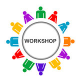 Illustration of workshop icon