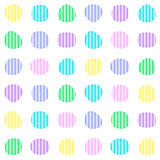 Colorful vector seamless pattern
