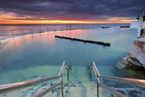 Bronte Pool at Dawn