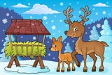 Deer theme image 4