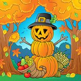 Thanksgiving theme image 8