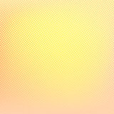 Yellow background. Abstract halftone pattern