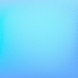 Halftone background. Blue and turquoise pattern