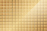 Bronze Tiled Background