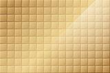 Bronze Tiled Background