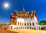 old historic temple in thailand