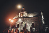 old Church in Kamianets Podilskyi