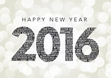 Happy New Year 2016 Words