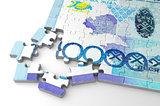 Kazakh Tenge Puzzle