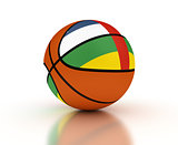 Central African Basketball Team