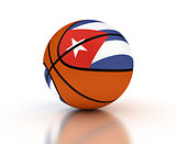 Cuban Basketball Team
