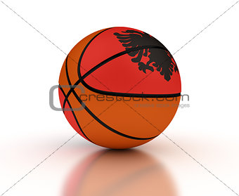 Albanian Basketball Team